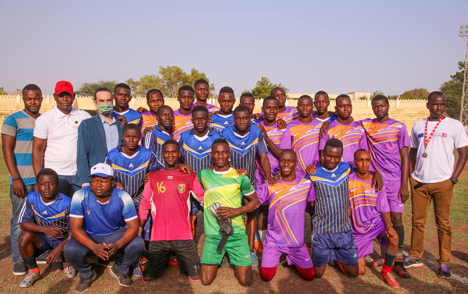 Sport & Paix – Match de gala pour la paix et la cohésion sociale au Mali